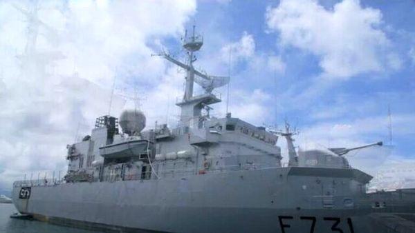 """تمرینات دریایی ژاپن، فرانسه و آمریکا برای """"بازدارندگی"""" چین"""