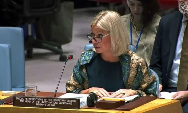 سازمان ملل: تأیید نتایج انتخابات بر عهده نهادهای عراقی است