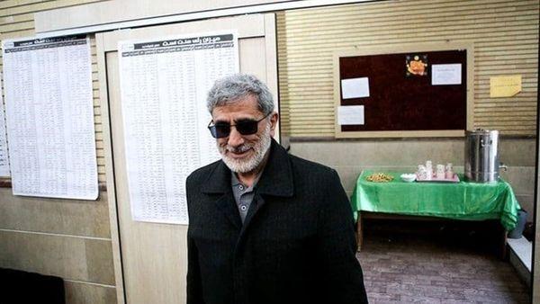 سردار قاآنی به وزارت خارجه رفت