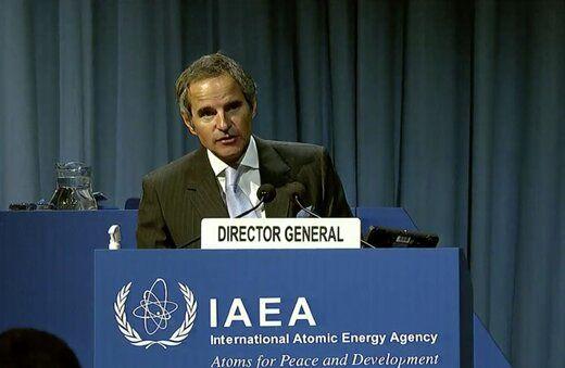 گروسی: ایران به سلاح اتمی نزدیک شده است