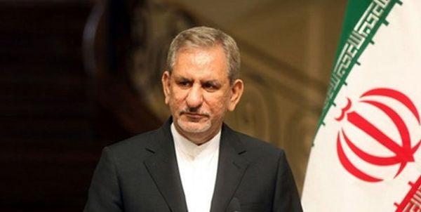 جهانگیری: سیاستمداران دولت ترامپ به شکست حداکثری ایران اعتراف کردند