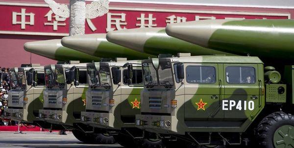 آزمایش موفق موشکهای «قاتل ناوهای هواپیمابر» توسط چین