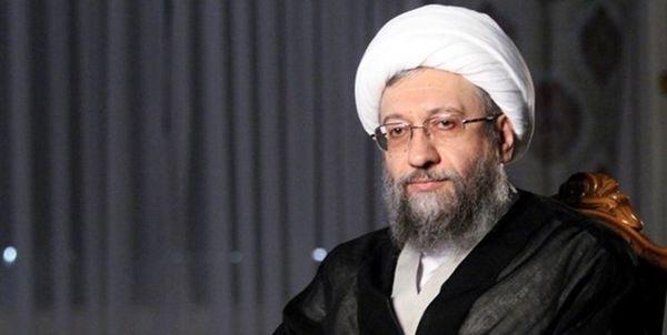 تبریک رئیس مجمع تشخیص مصلحت نظام به اژهای