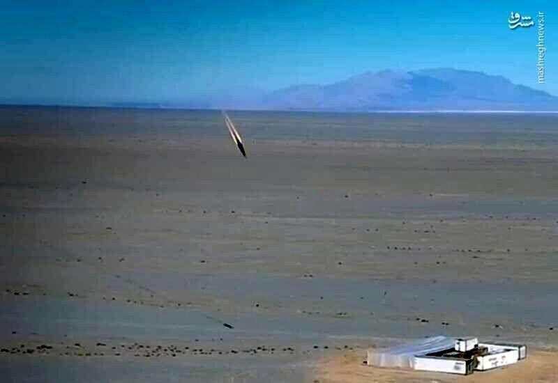 اینجا شهر موشکی سپاه پاسداران است /طوفان موشکها و سلاحی ایرانی که ناشناخته بود +تصاویر