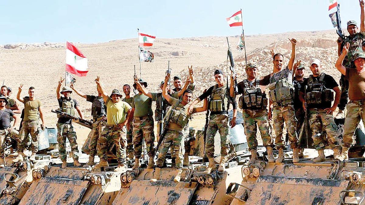 ارتش لبنان در آستانه فروپاشی