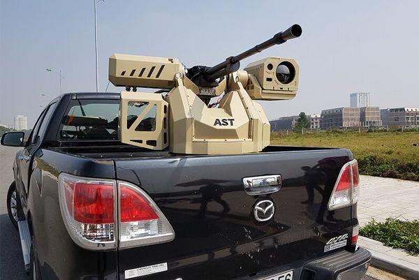 سلاح نظامی که شهید فخری زاده با آن ترور شد + عکس