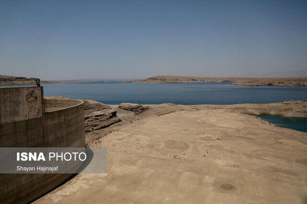 وضعیت اسفبار سدهای خوزستان