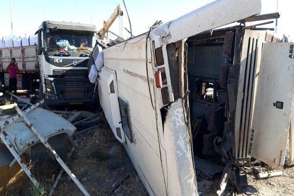 جزئیات جدیدی از حادثه مرگبار اتوبوس حامل سربازان
