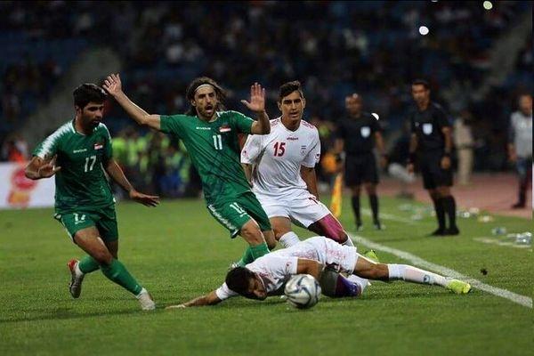 برنامه بازیهای دوستانه حریفان ایران مشخص شد