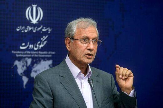 حضور ربیعی در وزارت اطلاعات درپی انتشار فایل صوتی ظریف