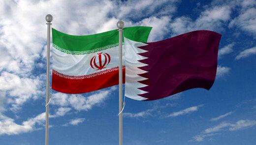 وزیر خارجه کویت و وزیر تجارت قطر وارد تهران شدند