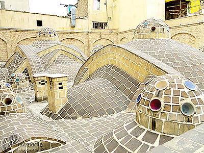 بنیانگذار دوش حمام در ایران