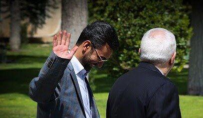 واکنش جالب آذریجهرمی به کاندیداتوری در انتخابات ۱۴۰۰