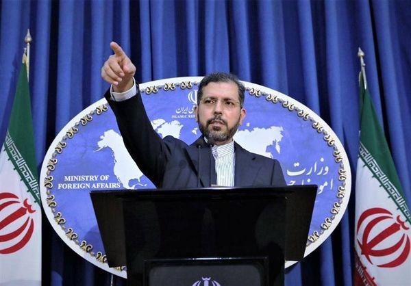 واکنش وزارت خارجه به ادعای مشاور امنیت ملی آمریکا
