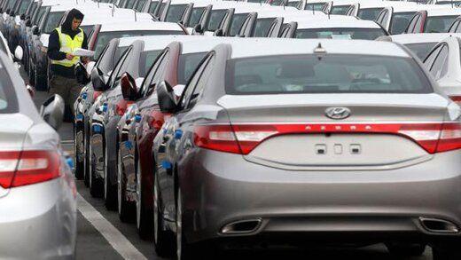 پایان ماجرای واردات خودروهای خارجی ؟