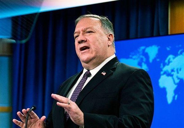 پمپئو: بایدن میخواهد از ایران شریک بزرگی برای آمریکا بسازد