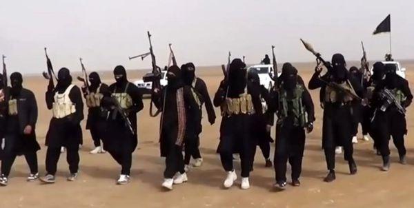 درگیری داعش با شبه نظامیان کرد در رقه
