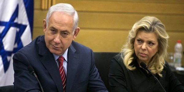 فایل صوتی علیه نتانیاهو و همسرش لو رفت!