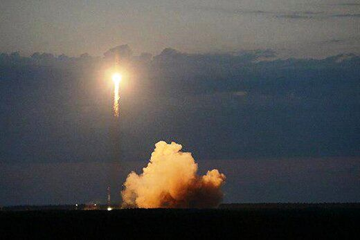 روسیه ماهواره امارات را به فضا فرستاد