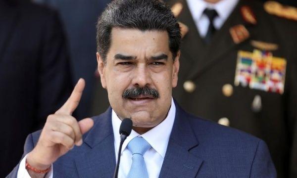 مادورو، آمریکا را تهدیدی برای صلح جهان خواند