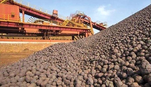 تولید 6/ 27 میلیون تن کنسانتره آهن