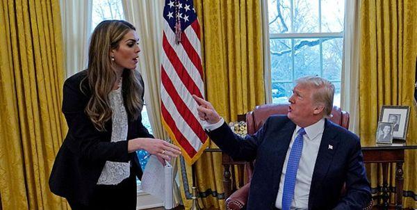 مشاور ارشد ترامپ از سمت خود کناره گیری کرد