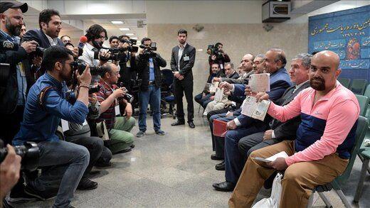 ثبت نام داوطلبان ریاست جمهوری حضوری شد