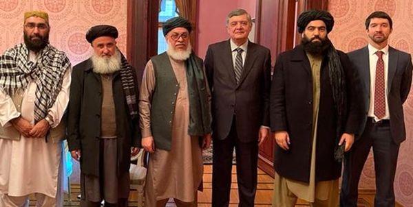روسیه از طالبان دعوت کرد