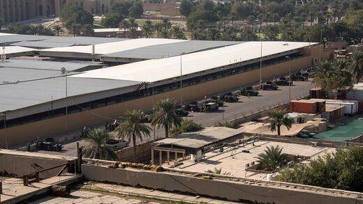 برنامه سفارت آمریکا در بغداد برای مقابله با حملات