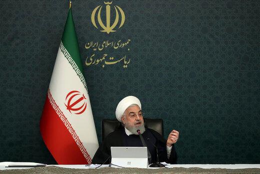 روحانی: سال ۹۹، سال افتتاح طرحهای مهم است/ کشور در شرایط سختی قرار دارد/ از بلا و بیماری کرونا عبور می کنیم