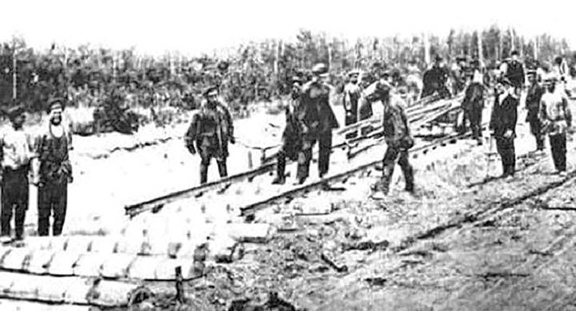 لایحه جنجالی تاسیس راهآهن