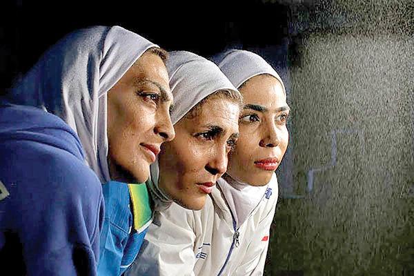 فیلم زندگی خواهران قهرمان ووشو در سینماها