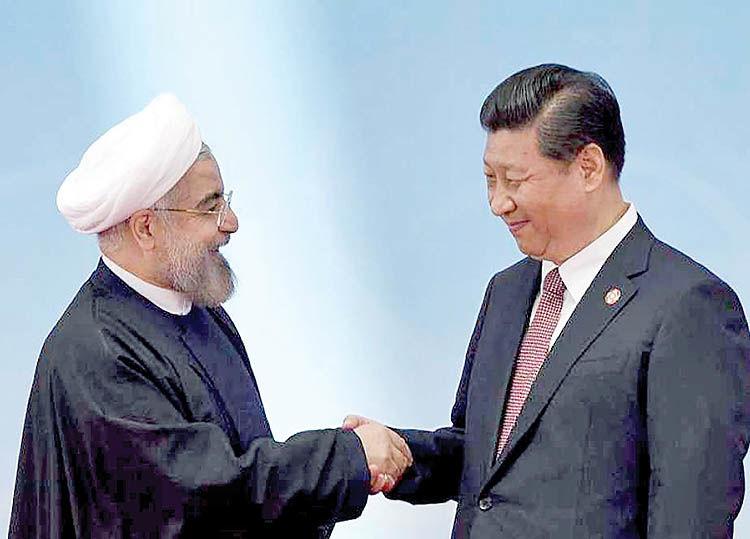 اهمیت استراتژیک ایران برای چین