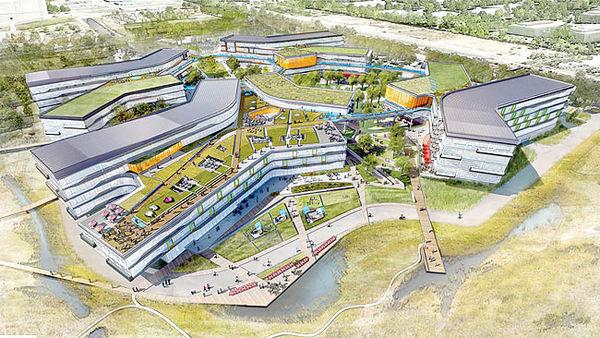 شهر رویایی گوگل