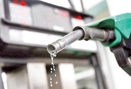 آدرس خطا از مصرف بنزین