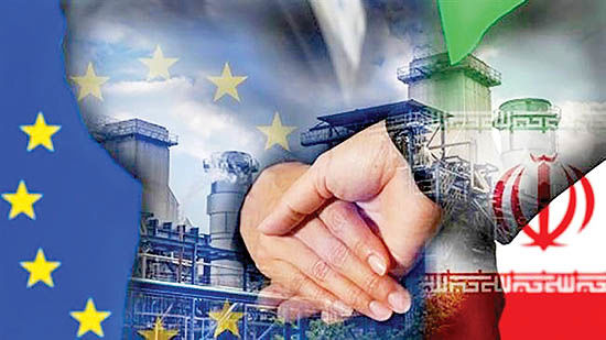 پیمان پولی اروپا و ایران