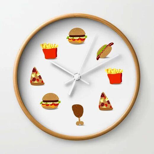 اگر میخواهید لاغر شوید در این ساعت شام بخورید