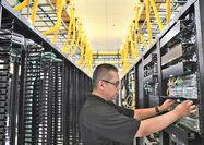 تراشههای جاسوس در مراکز داده آمریکا