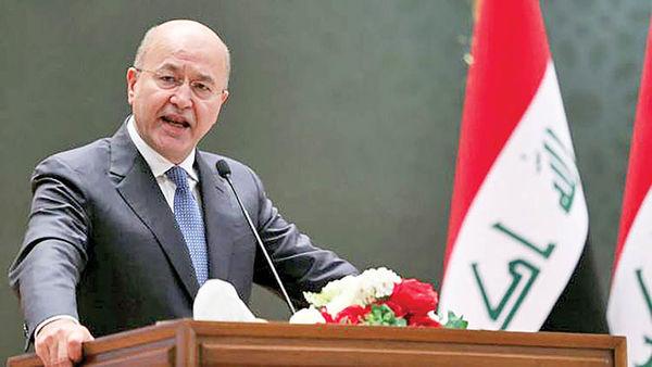 محور مذاکرات روحانی در عراق