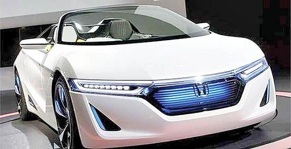 برقیسازی خودروهای هوندا در اروپا