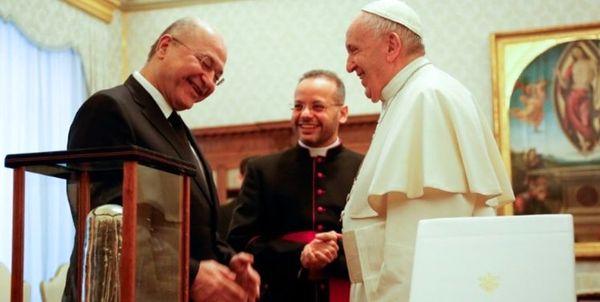 مقصد اولین سفر خارجی پاپ بعد از کرونا
