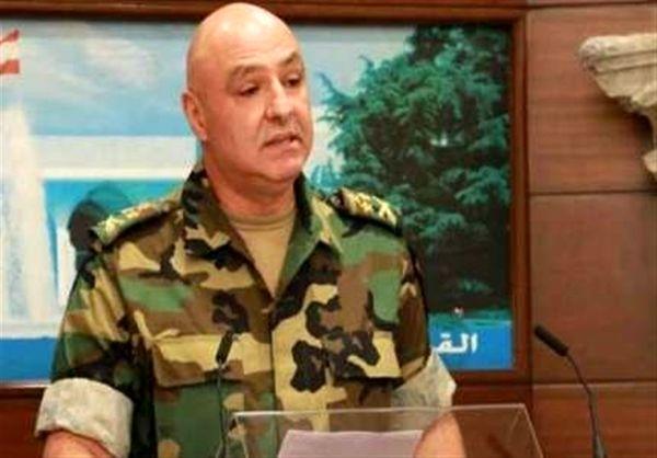 تاکید فرمانده ارتش لبنان بر لزوم آمادگی برای مقابله با هرگونه تجاوز