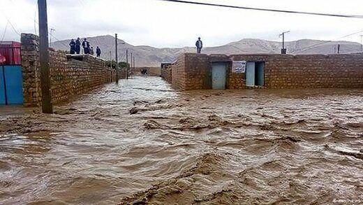 هشدار هواشناسی درباره احتمال وقوع سیلاب ناگهانی در ۳ روز آینده