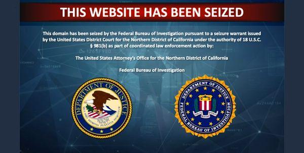 آمریکا مدعی شد: 92 دامنه اینترنتی مورد استفاده سپاه را مسدود کردیم