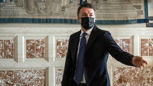 نامه ای با دو گلوله برای نخست وزیر پیشین ایتالیا