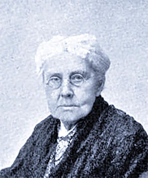 لوسیندا هینزدیل استون   حامی لغو بردهداری