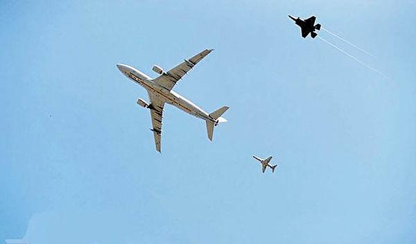 واکنشها به تعرضآمریکا به هواپیمای ماهان