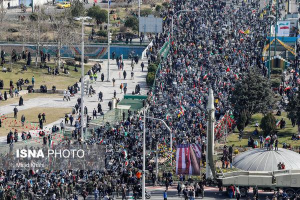 بازتاب راهپیمایی متفاوت 22 بهمن در رسانههای خارجی