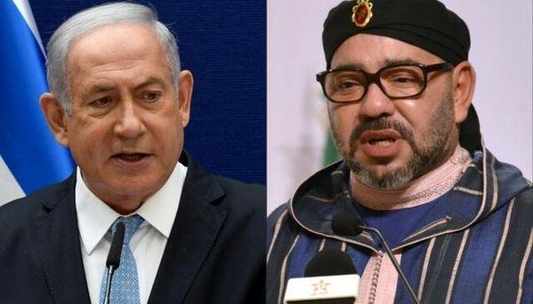 کوشنر پیام نتانیاهو را به پادشاه مراکش میرساند