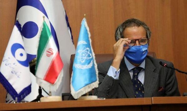 گروسی: تفاهم ما و ایران موقت است